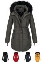Marikoo Moonshine warm ladies winterjacket parka quilted