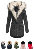 Navahoo Sweety Damen 2in1 Parka Winterjacke