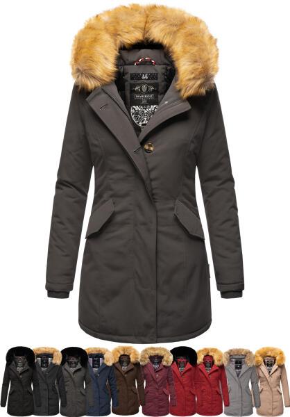 Marikoo Karmaa Ladies winter jacket parka coat warm lined