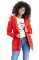 Navahoo Schneeengel Damen Jacke mit Kapuze