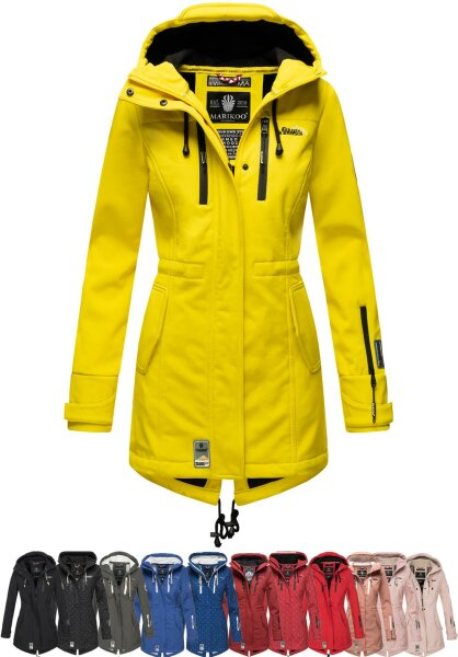 Marikoo Ladies Jacket Zimtzicke