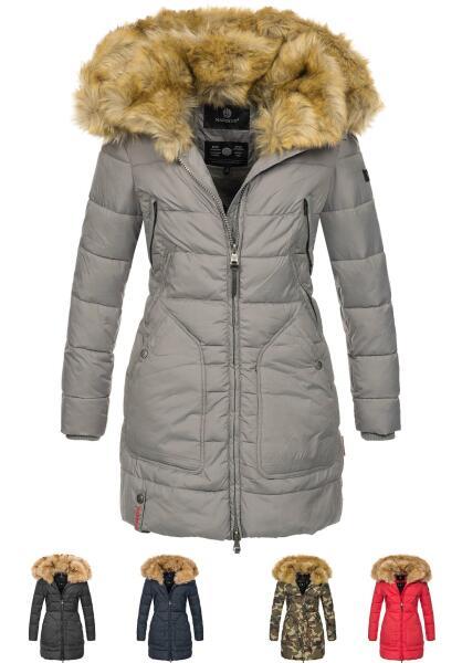 Marikoo Ladies Winterjacket Knuddelmaus
