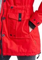 Navahoo Luluna ladies winter jacket with faux fur