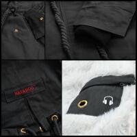 Navahoo Diamond ladies jacket with teddy fur