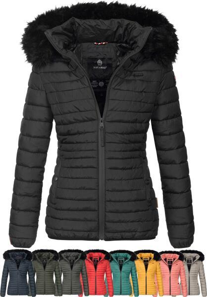 Navahoo Arana ladies winter jacket quilted
