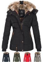 Marikoo Nekoo ladies winterjacket lined with faux fur