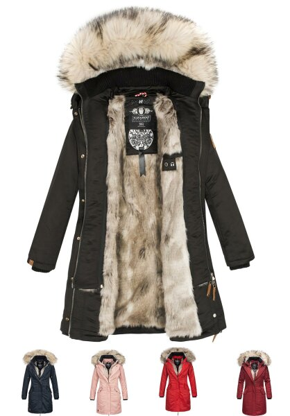 Navahoo Daylight Damen Parka Winter Jacke