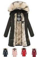 Navahoo Daylight ladies parka winter jacket with fur collar