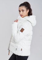 Marikoo Sole Damen Winter Steppjacke mit Kapuze