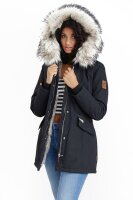 Navahoo Christal ladies winter jacket parka with faux fur