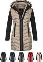 Navahoo Flussperle ladies long quilted jacket