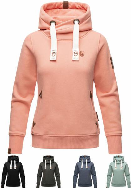 Navahoo ladies hooded sweatshirt pullover