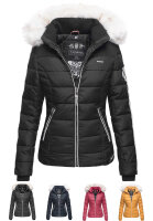 Navahoo Khingaas Damen Winter Steppjacke mit Kapuze