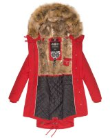Navahoo Rosinchen Damen Winterjacke mit Kapuze
