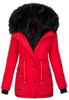 Navahoo Sweety Damen 2in1 Parka Winterjacke warmhaltend...