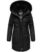 Navahoo Tiniis ladies parka winter jacket - Black-Gr.S