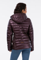 Navahoo Aurelianaa ladies shiny quilted jacket